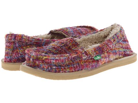 Sanuk - Meltaway (Cerise Multi) Women's Shoes