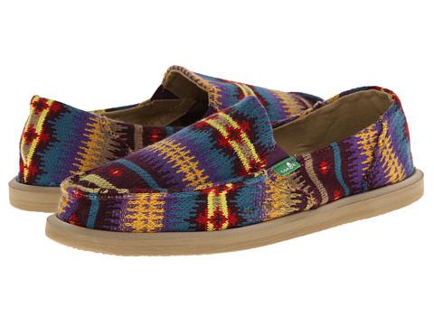 Sanuk - Mika (Purple Nordic) Women's Shoes