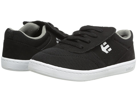 etnies Kids - Marana (Toddler) (Black) Boys Shoes