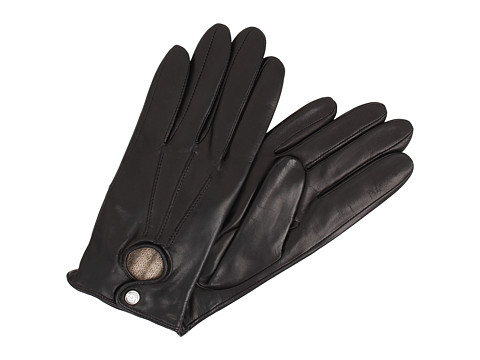 UGG - Jo Driver Glove (Black M) Dress Gloves