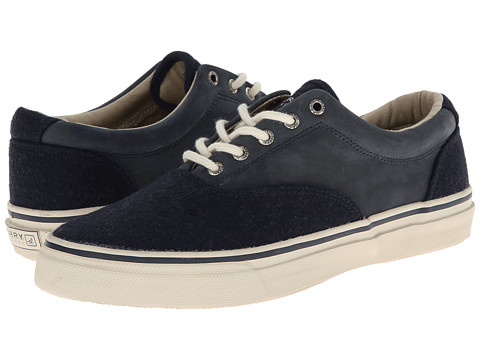 Sperry Top-Sider - Striper CVO Wool (Navy) Men