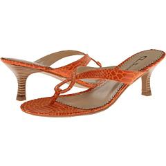 SALE! $17.5 - Save $32 on CL By Laundry Jita (Orange Baby Anaconda) Footwear - 64.99% OFF $49.99
