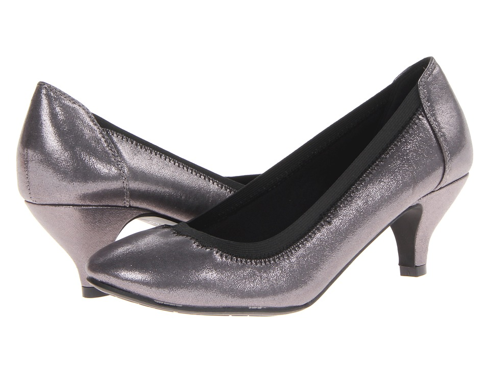 CL By Laundry - Robyn (Pewter/Black Flashing Synthetic) Women