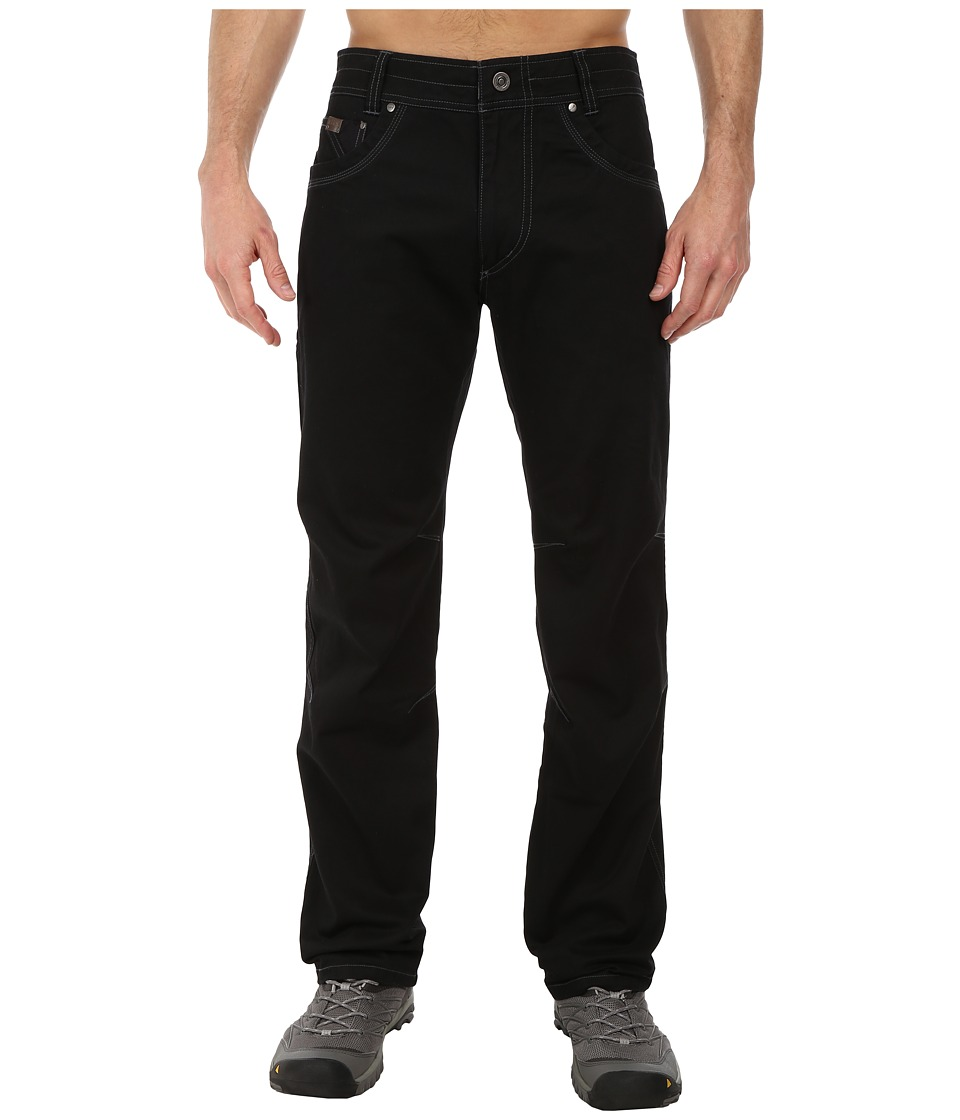 KUHL - Easy Rydertm (Black N Blue) Men's Jeans