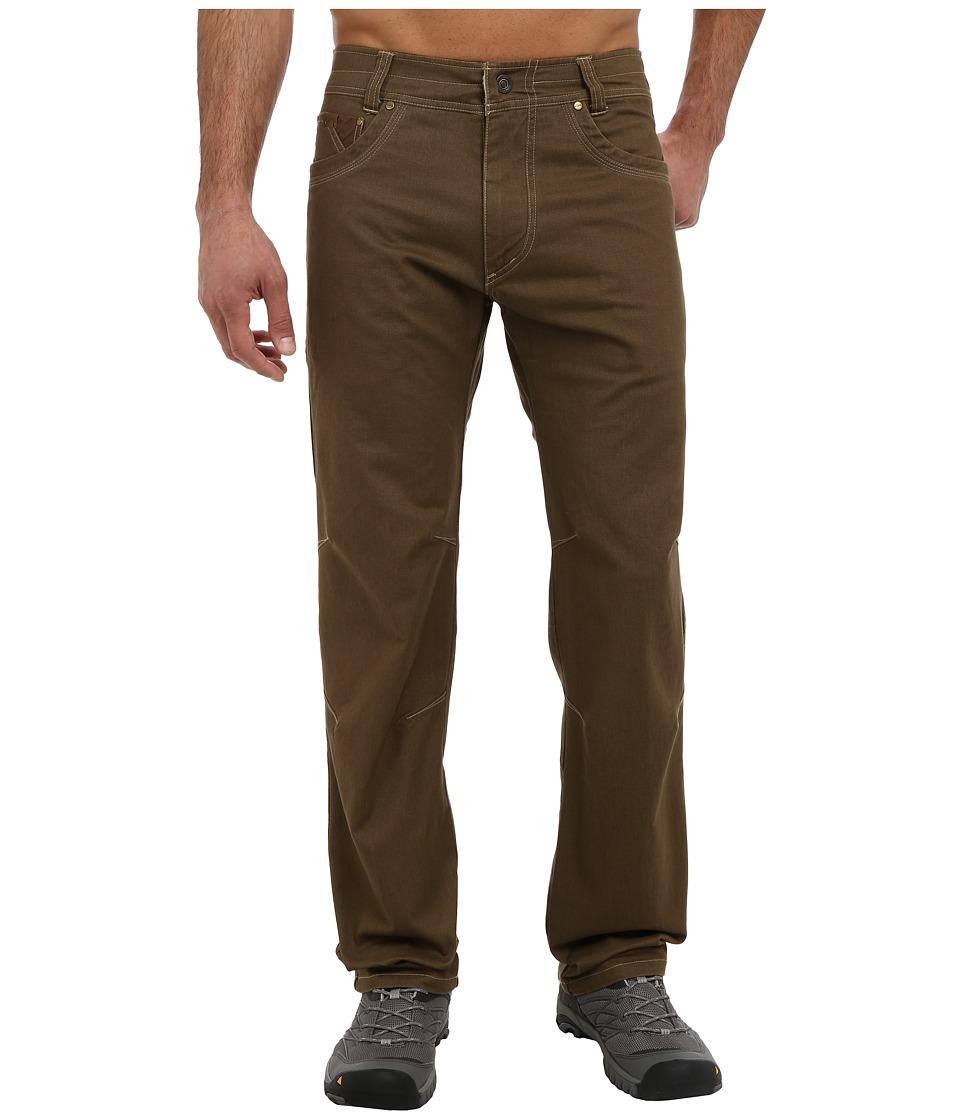 KUHL - Easy Rydertm (Dark Khaki) Men's Jeans