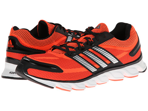 adidas Running - Powerblaze M (Solar Red/Silver Metallic/Black) Men