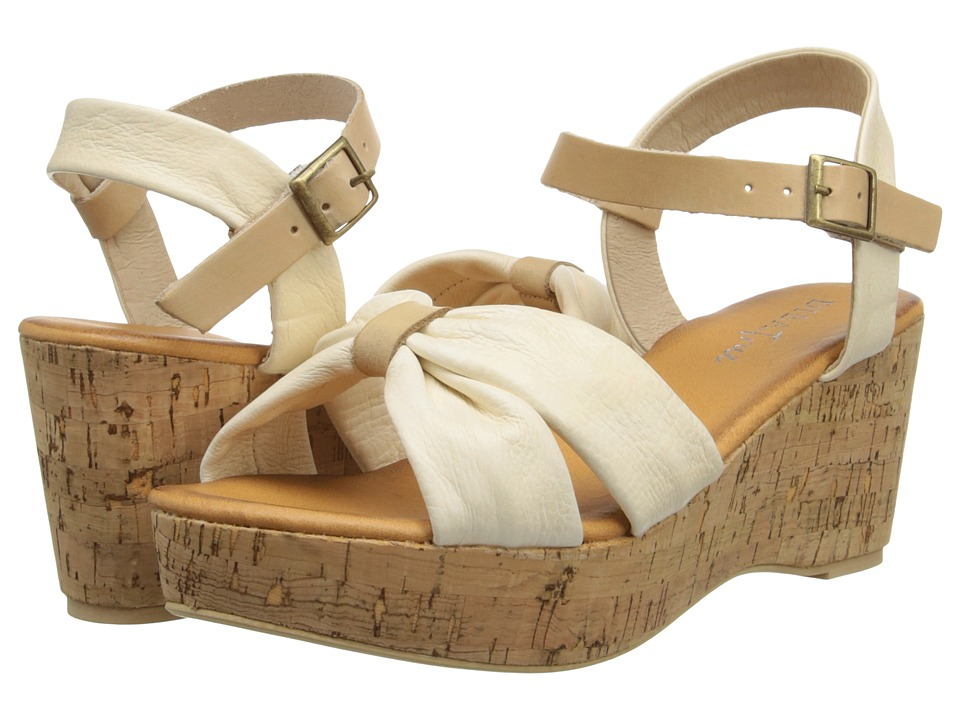 Diba - End Zone (Nude) Women's Wedge Shoes