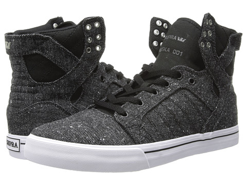 Supra - Skytop (Grey/Black/White) Men