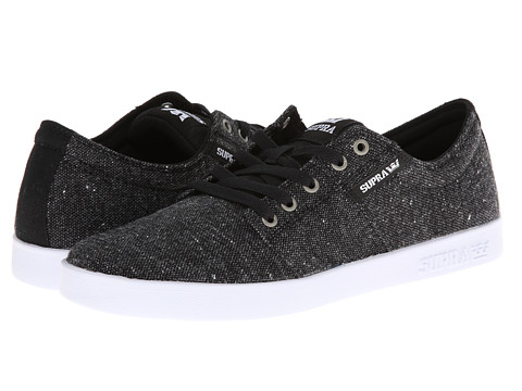 Supra - Stacks II (Grey/Black/White) Men