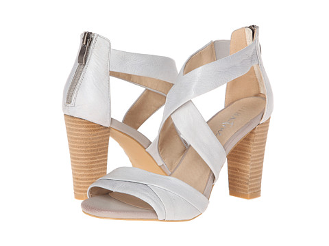 Diba - Exit Left (Light Grey) High Heels