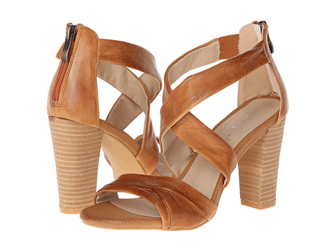 Diba - Exit Left (Tan) High Heels