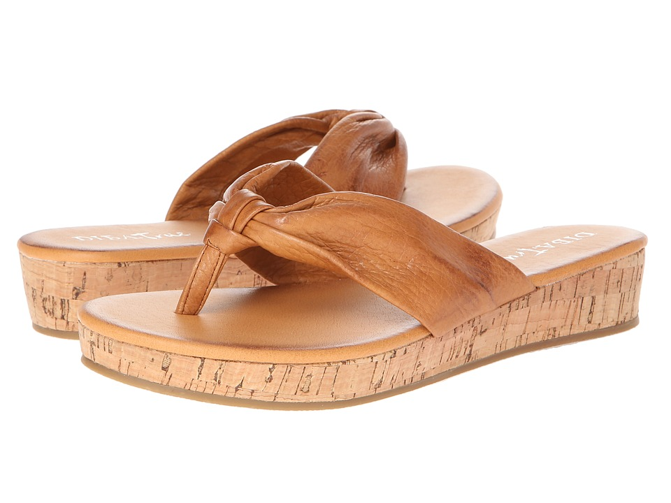 Diba - Mighty Tough (Tan) Women's Sandals