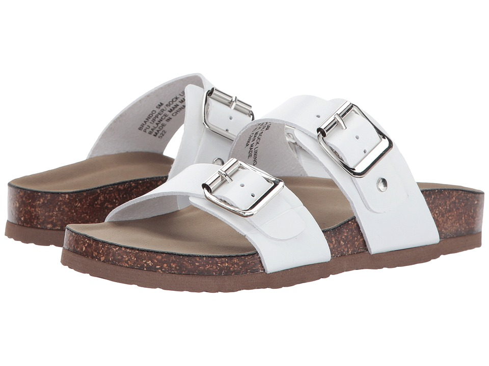 Madden Girl - Brando (White) Women's Sandals