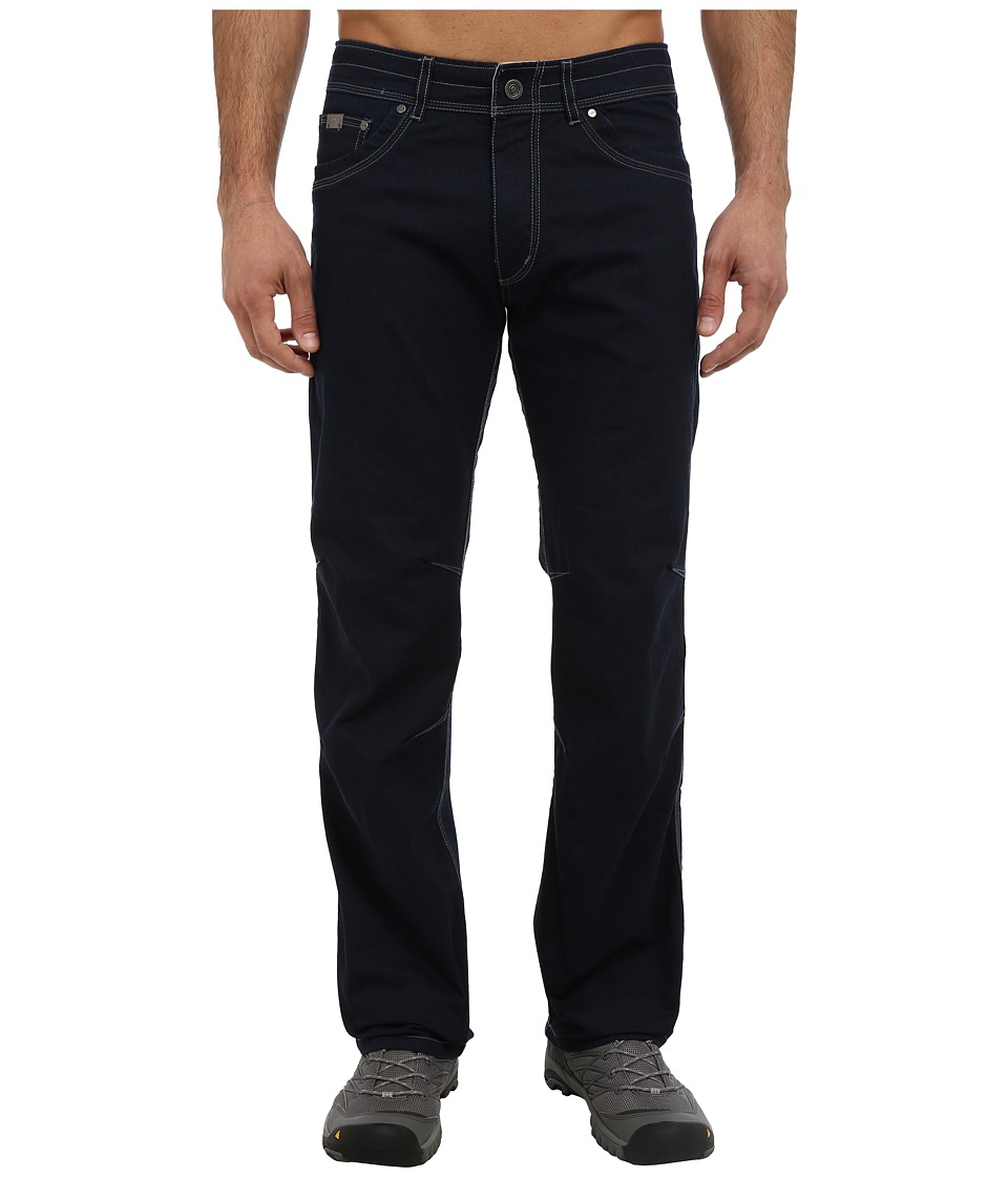 KUHL - Riot Raw Denim (Pirate Blue) Men's Clothing