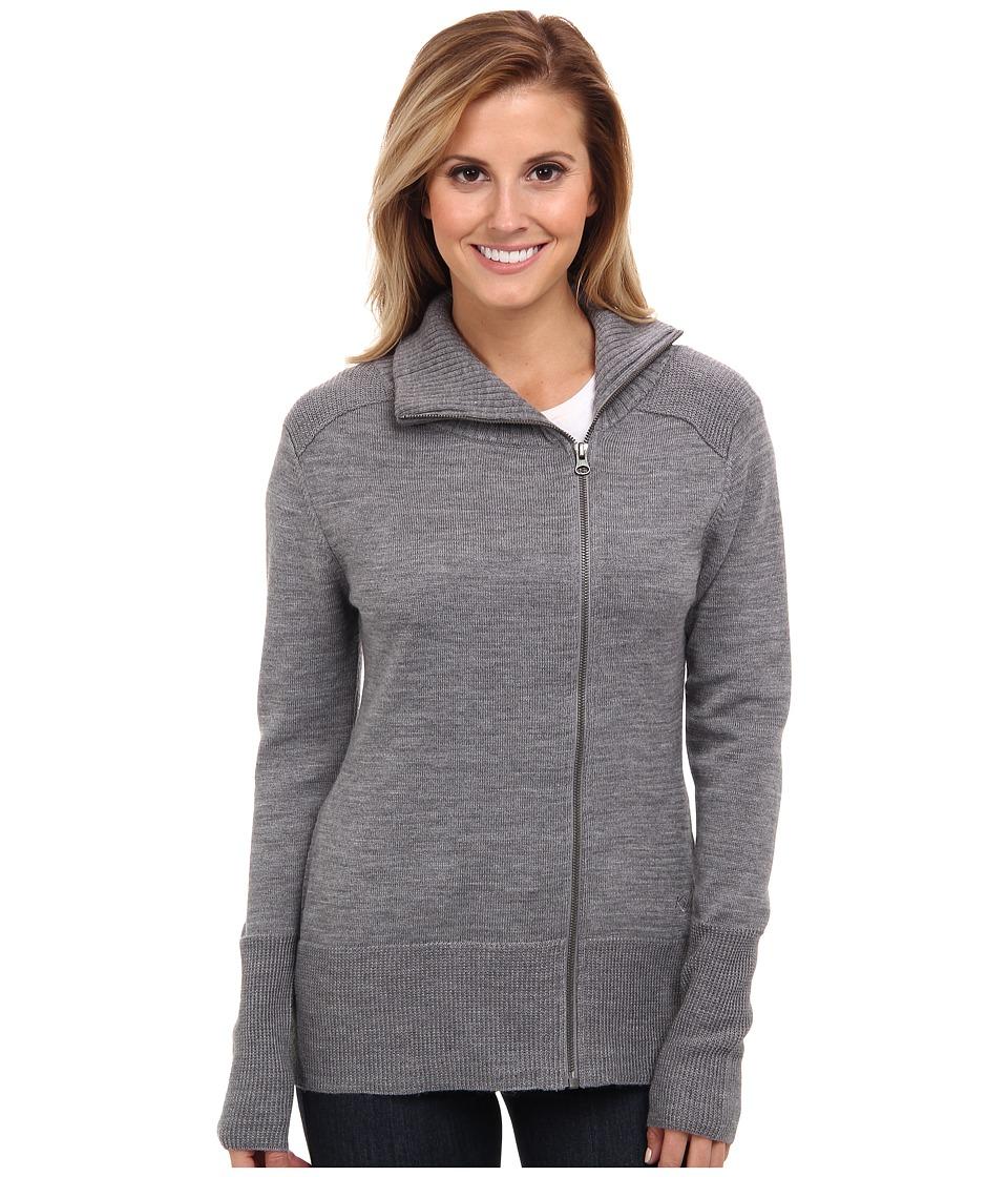 Kuhl - Alpine Sweater (Charcoal) Women's Sweater