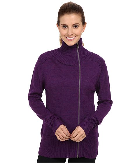 Kuhl - Alpine Sweater (Grape) Women's Sweater