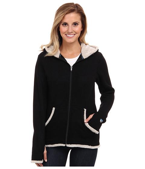 Kuhl - Apres Hoody (Black) Women's Sweatshirt