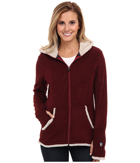 Kuhl - Apres Hoody (Scarlet) Women's Sweatshirt