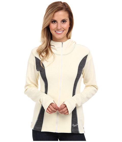 Kuhl - Heidi Full Zip Hoody (Natural) Women's Sweatshirt