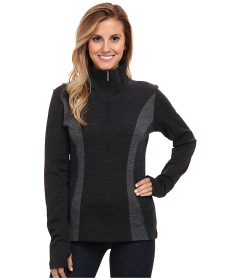 Kuhl - Heidi 1/2 Zip (Smoke) Women