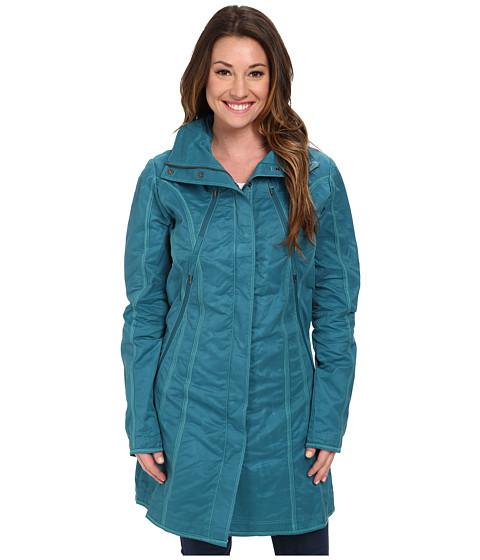Kuhl - Lena Trench (Spruce) Women's Coat
