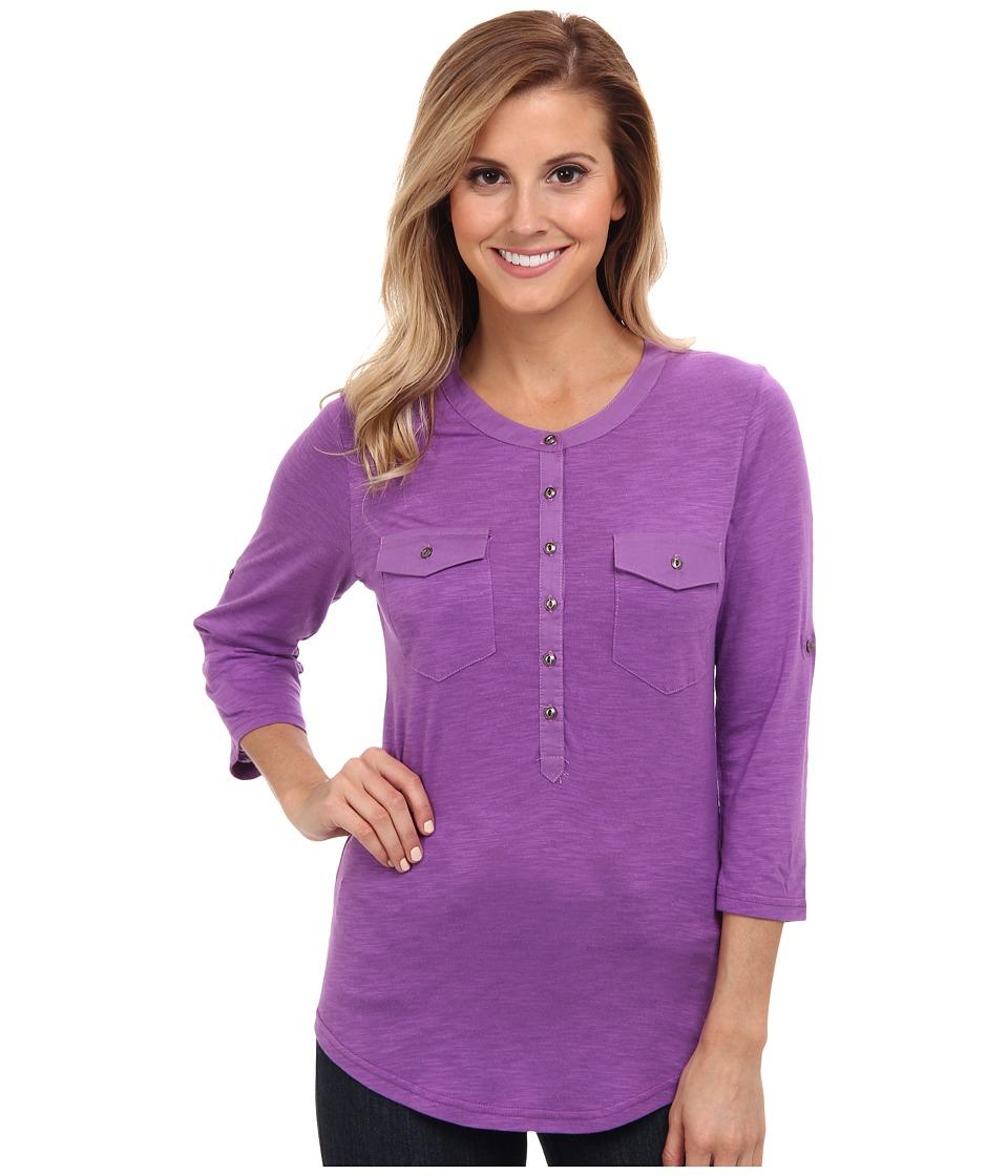 Kuhl - Khloe (Violet) Women's Long Sleeve Pullover