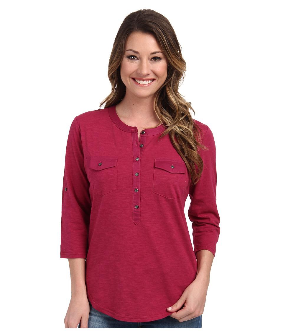 Kuhl - Khloe (Vino) Women's Long Sleeve Pullover