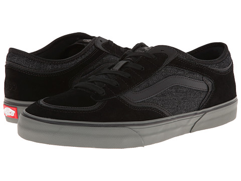 9580002910c7d1 UPC 732075262396 product image for Vans  Rowley  Pro (Denim Black Charcoal)