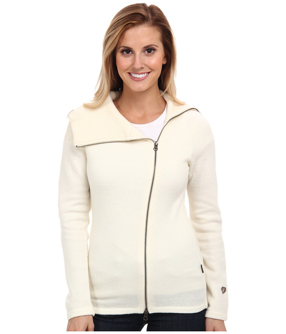 Kuhl - Prague Sweater (Alpine White) Women's Sweater