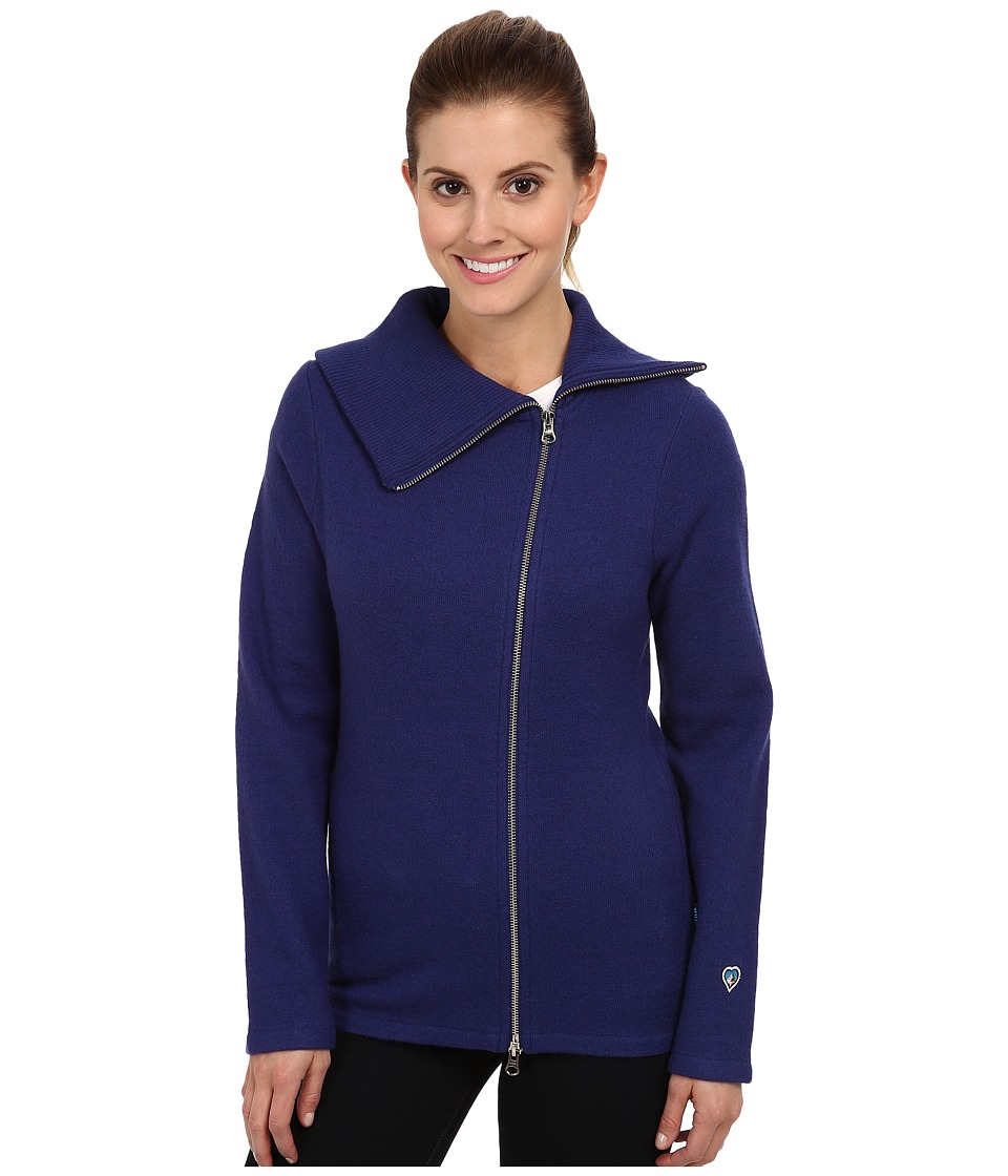 Kuhl - Prague Sweater (Indigo) Women's Sweater