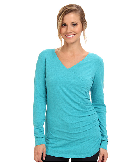 Kuhl - Grace L/S (Aqua) Women's Clothing