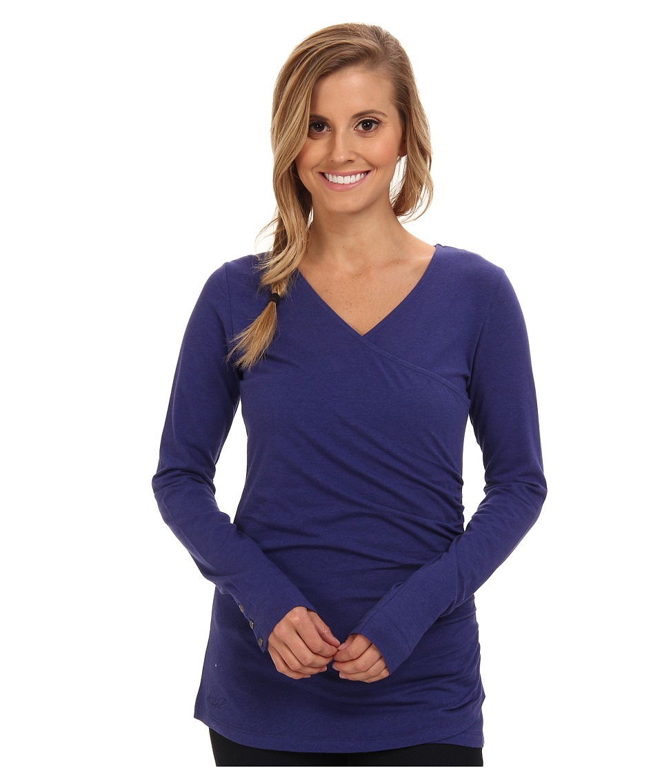 Kuhl - Grace L/S (Indigo) Women's Clothing