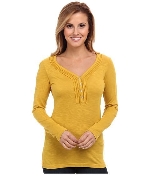 Kuhl - Vega L/S Henley (Topaz) Women's Long Sleeve Pullover
