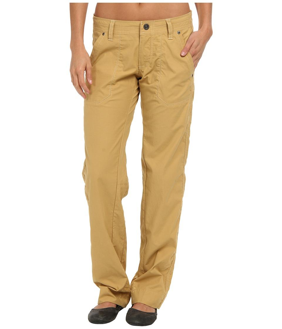 Kuhl - Kendra Pant (Camel) Women's Casual Pants