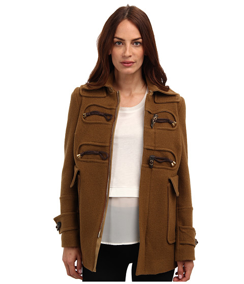 DSQUARED2 - S75AA0079 S22359 159 (Light Brown) Women's Jacket