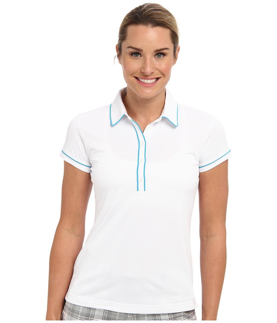 adidas - Tastigo 15+ Shorts (Lucky Blue/Solar Pink) Women ...