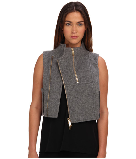 DSQUARED2 - S75FB0037 S43056 853 (Light Grey) Women's Coat
