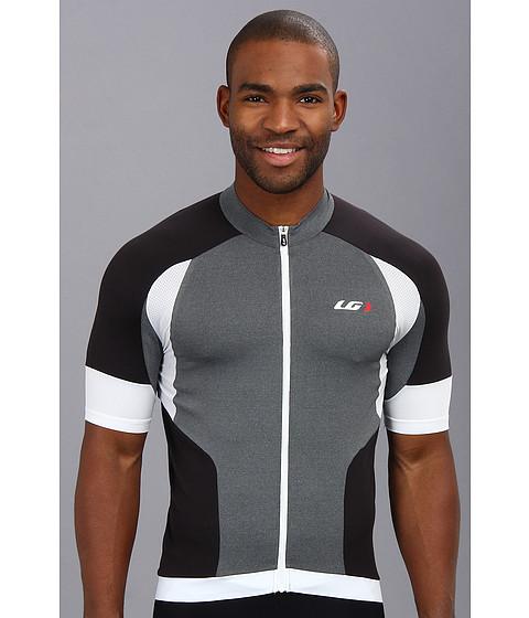 Louis Garneau - Icefit Jersey (Black/Gray/White) Men's Clothing