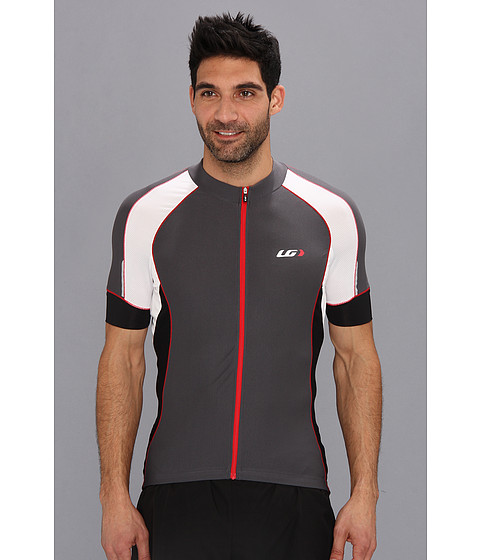 Louis Garneau - Lemmon Vent Jersey (Iron Gray) Men