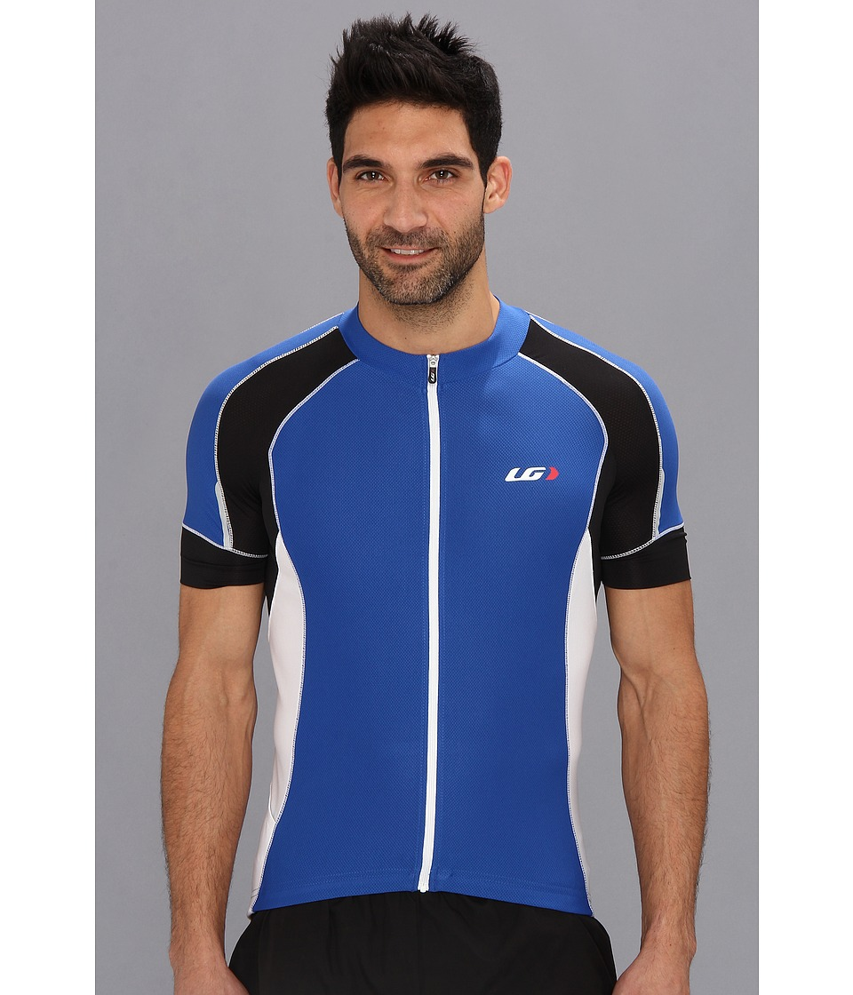 Louis Garneau - Lemmon Vent Jersey (Royal) Men's Clothing