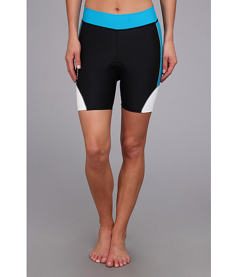 Louis Garneau - Women Comp Shorts (Atomic Blue) Women's Shorts