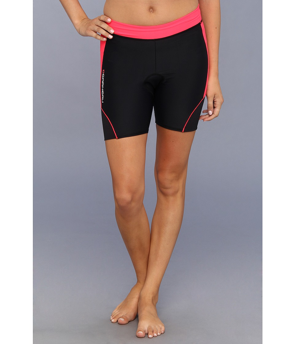 Louis Garneau - Women Comp Shorts (Diva Pink) Women's Shorts