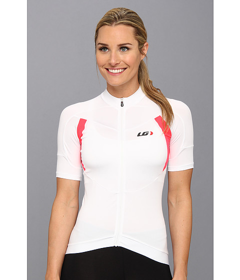 Louis Garneau - Icefit Jersey (White/Pink) Women