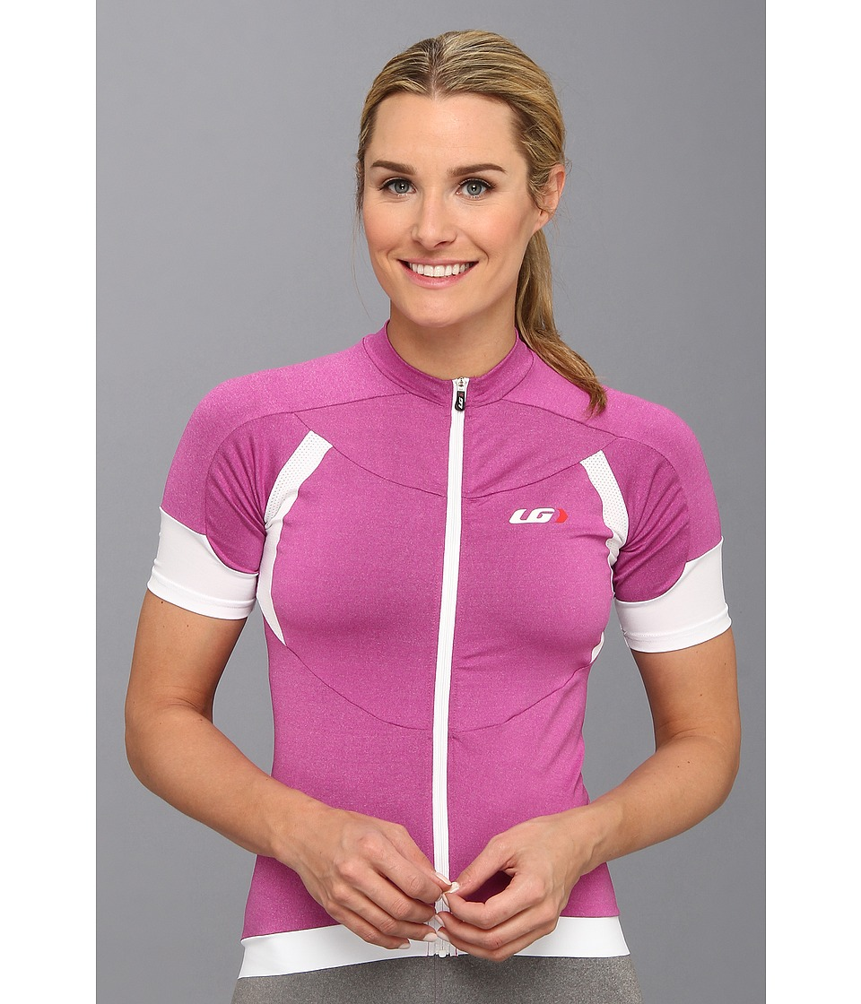 Louis Garneau - Icefit Jersey (Candy Purple) Women's T Shirt