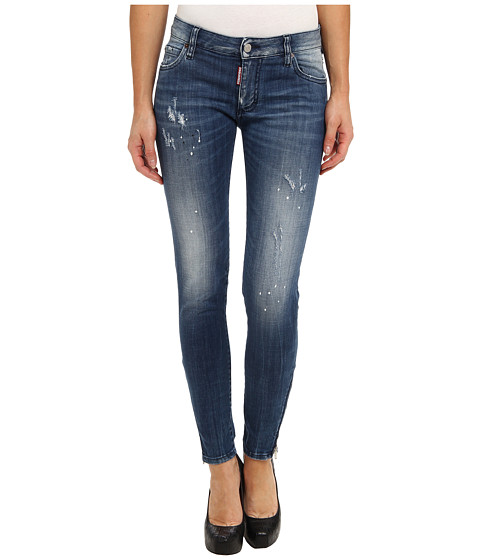 DSQUARED2 S75LA0555 S30342 470 (Blue) Women's Jeans