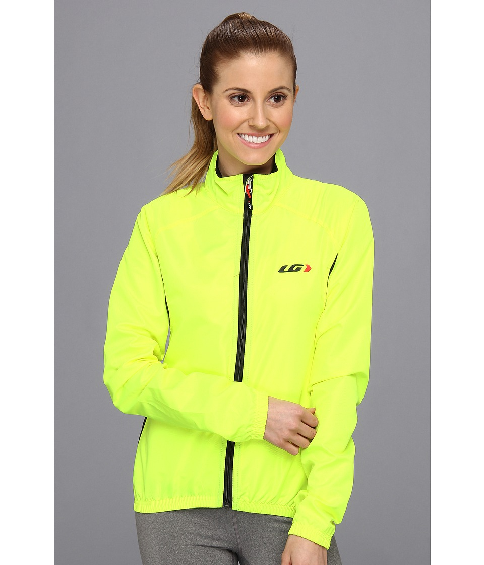 Louis Garneau - Modesto Jacket 2 (Bright Yellow) Women's Jacket