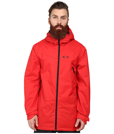 Oakley - Patrol Shell Jacket (Red Line) Men's Coat