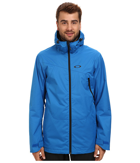 Oakley - Patrol Shell Jacket (Skydiver Blue) Men