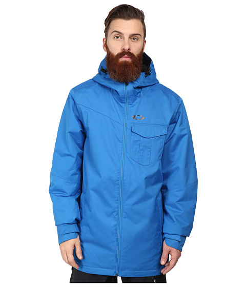 Oakley - Region Insulated Jacket (Skydiver Blue) Men's Coat