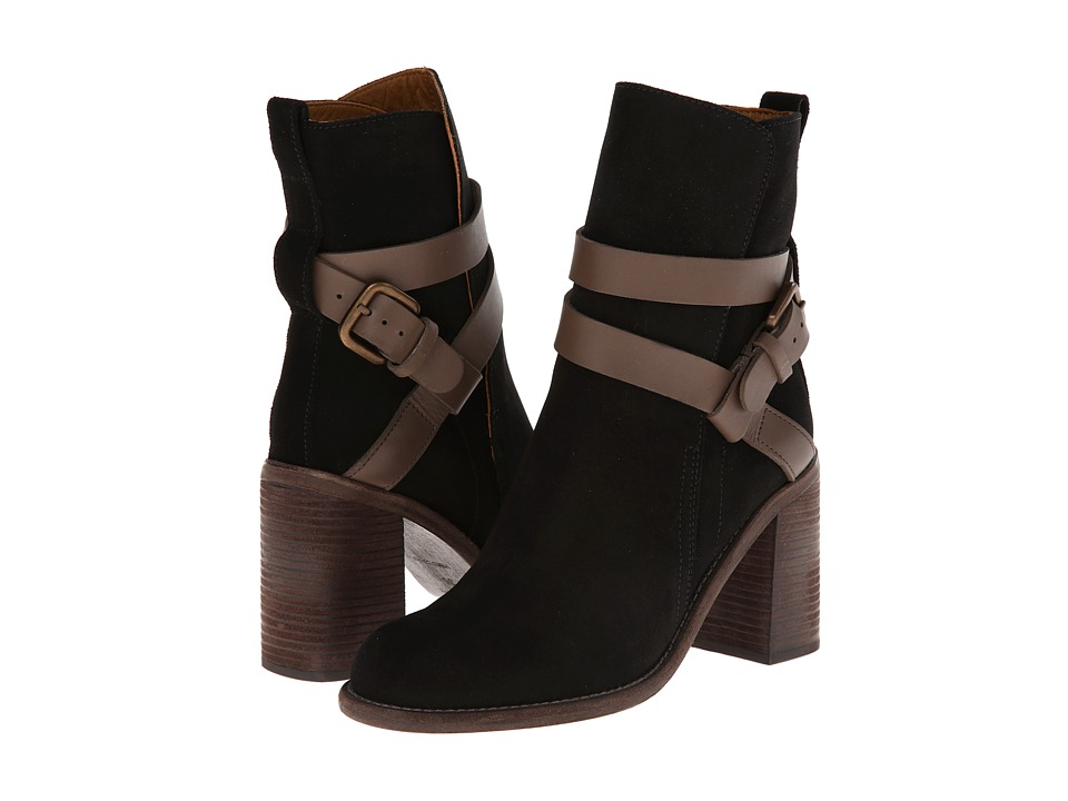 See by Chloe - SB23181 (Black Toscy Calf) Women